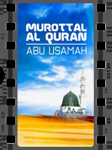 Murotal Al Quran Abu Usamah - náhled
