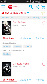 AMC Theatres Screenshot 2