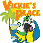 Logo for Vickie's Place Restaurant