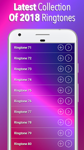 New Ringtones 2018 1.2 screenshots 8