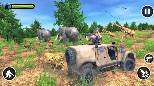 Code Triche Animal Safari Hunter APK MOD screenshots 2