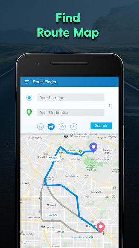 Free GPS Navigation & Maps, Directions 2.8 screenshots 1