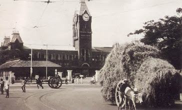 Photo: Madras Central Railway station