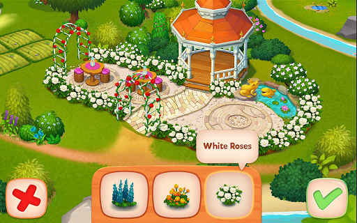 Delicious B&B: Match 3 game & Interactive story 1.10.11 screenshots 12