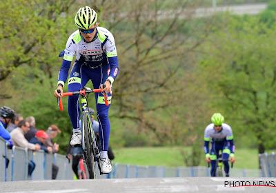 Spektakel in de Vuelta: Storer wint zijn tweede etappe, Eiking wordt nieuwe leider en Roglic valt aan, maar komt ten val in afdaling