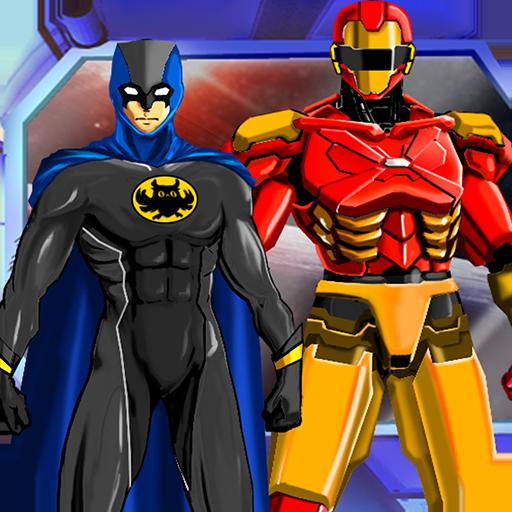 超级英雄团队贾维斯创造者 教育 App LOGO-APP開箱王