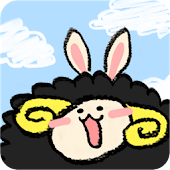 Sheep rabbit Widget manner