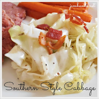 Southern Style Cabbage Recipe