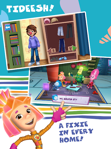 Fixiki: educational  kids games for boys & girls. 1.2.2 screenshots 2