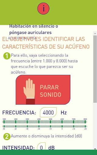 玩免費醫療APP|下載Acufenos por Dr. Gabriel Jaume app不用錢|硬是要APP