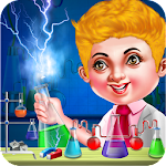 Science Experiments Trick Lab – Crazy School Fun 1.0