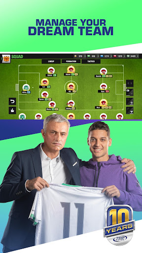 Top Eleven 2020 -  Be a soccer manager 10.0 screenshots 4