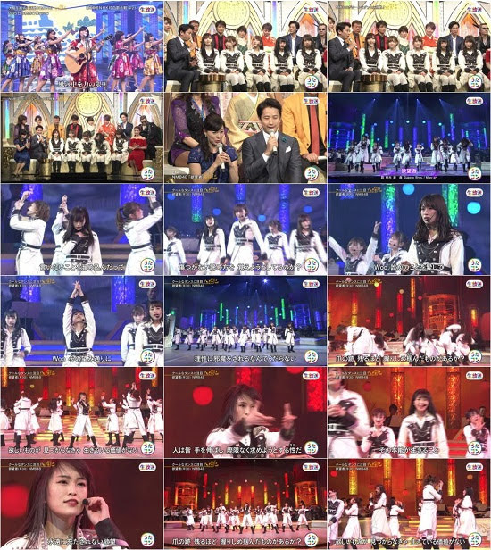 (TV-Music)(1080i) NMB48 Part – Utacon 180417