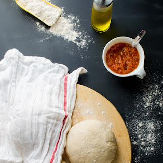 Perfect whole wheat Pizza Dough