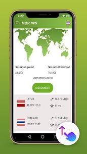 Melon VPN: Unlimited VPN Proxy – Free VPN 3