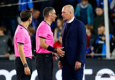 """Clement begrijpt er niets meer van: """"Er werd ons een zuivere penalty ontnomen"""""""