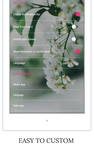 Lovedays Counter- Been Together apps D-day Counter 1.0 22