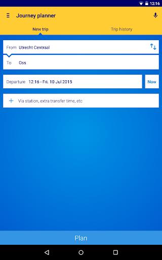 Reisplanner Xtra screenshot 11