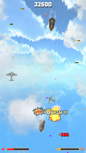 Plane Storm Screenshot