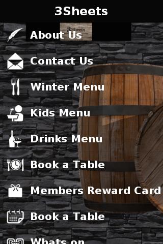 3Sheets Restaurant