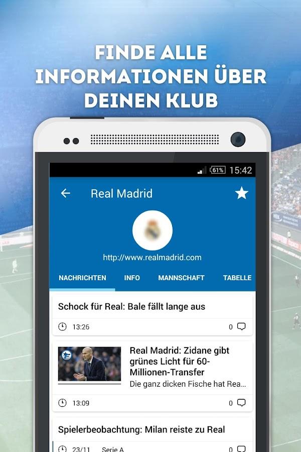 Fussball transfers transfermarkt live ergebnisse for Live ergebnisse