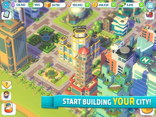 City Mania: Town Building Game  gameplay | by HackJr.Pw 7