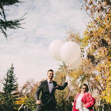 Wedding photographer Darya Bakustina (Rooliana). Photo of 18.08.2018