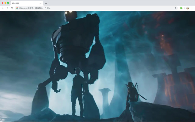Ready Player One HD New Tab Movies Themes