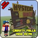 Gravity Falls Mod for MCPE icon
