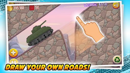 Road Draw: Climb Your Own Hills  {cheat|hack|gameplay|apk mod|resources generator} 3