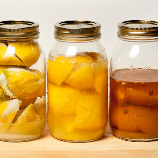 Simple Preserved Lemons