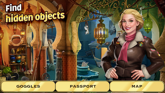 Pearl's Peril - Hidden Object Game 4.11.3552