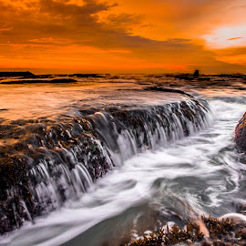 by Abdul Rahman - Landscapes Waterscapes