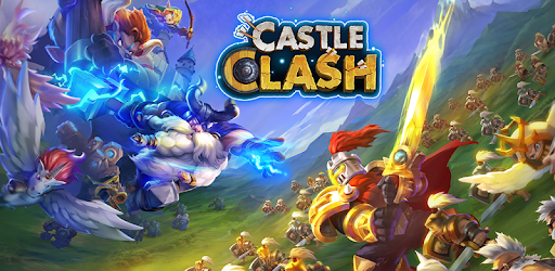Android/PC/Windows的Castle Clash (apk) 游戏 免費下載 screenshot