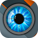 Eye Scanner Lock Screen Prank icon