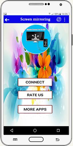 Connector Tv ( usb-otg-hdmi-mhl-connect phone ) screenshot 4