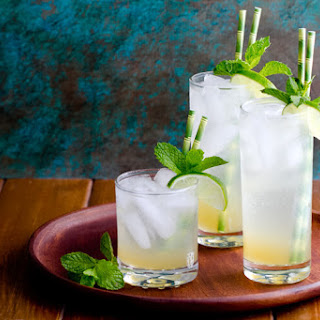 Limeade Rum Fizz Recipe