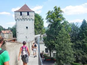 Photo: Museggské (městské) hradby