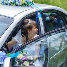 Wedding photographer Vladimir Minakov (minvareg). Photo of 14.10.2014