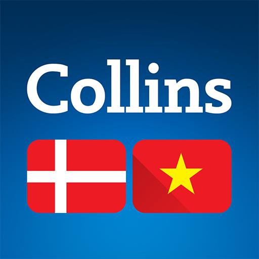 Collins Vietnamese<>Danish Dictionary Icon