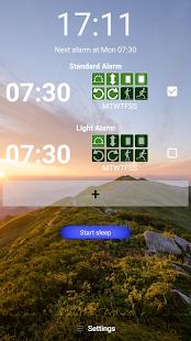 Fitari Fitness Alarm Clock - náhled