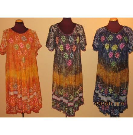 Dress 105 cm - , Marble Dye, AD-1809