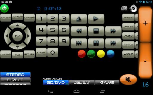 MyAV Universal Remote Control Wi-Fi IP IR TRIAL screenshot 7