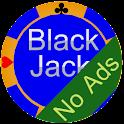 3D BlackJack . icon