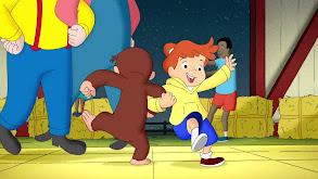 Monkey Hoedown; Curious George Clowns Around thumbnail