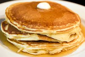 Image result for pancakes with maple syrup