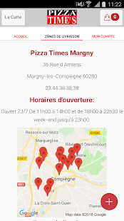 Pizza Times Margny for PC-Windows 7,8,10 and Mac apk screenshot 4