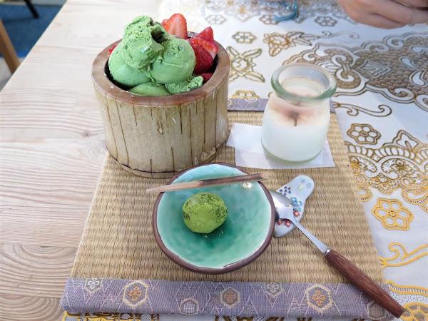 草DORO -- 手作抹茶甜點專賣店,每樣抹茶甜點都帶來滿滿驚喜而且風味絕讚!
