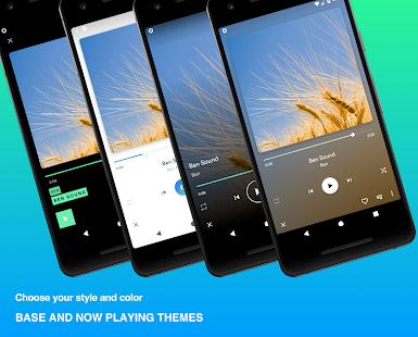 Retro Music Player Screenshot