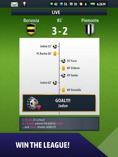 BeSoccer Football Manager screenshot 10